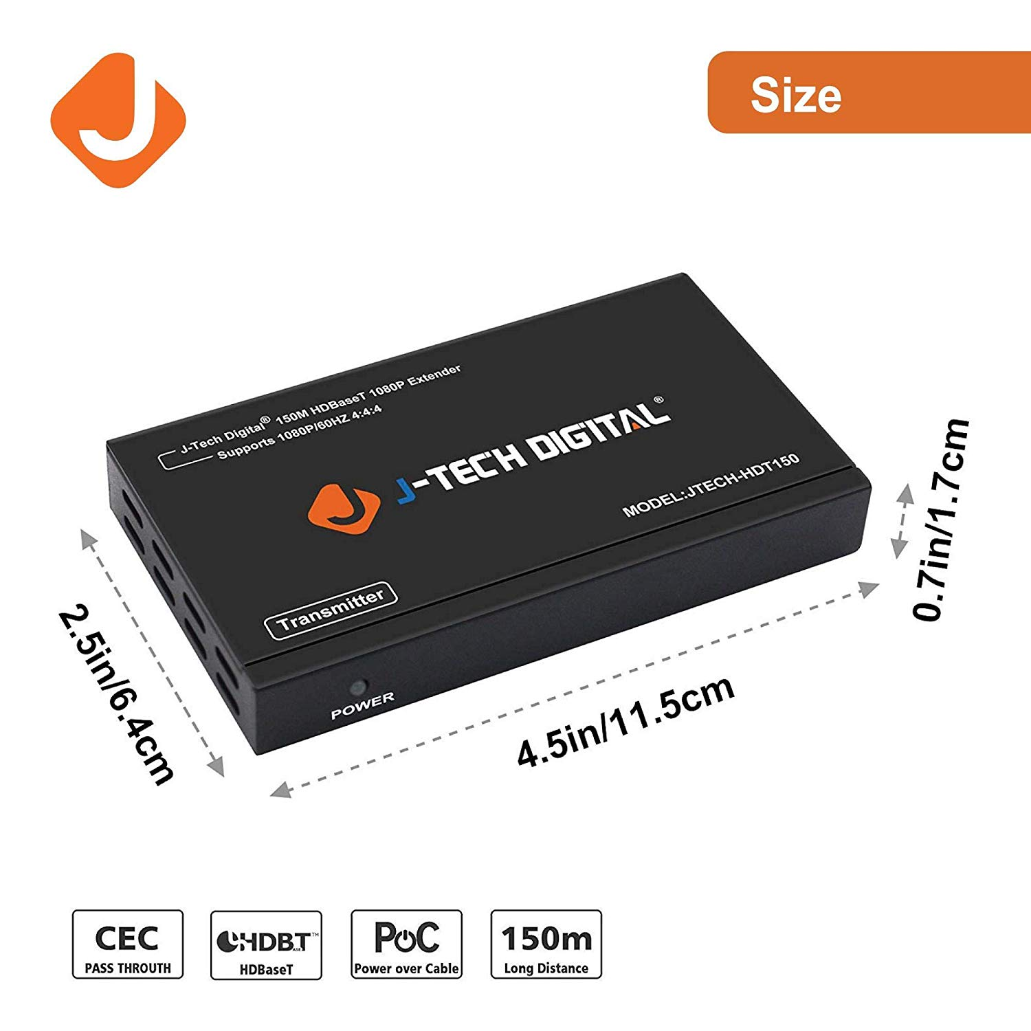 Over Cat6 Powered Hdmi Splitter Common Usage And Wiring Diagram